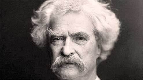 Mark Twain Mark Twain