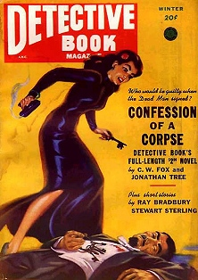 detectivebook pulp How to Plot a Mystery Novel