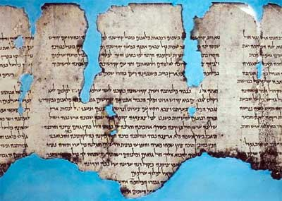 dead sea scroll Life Cycle Of A Book