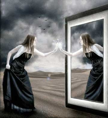 lady-and-the-mirror