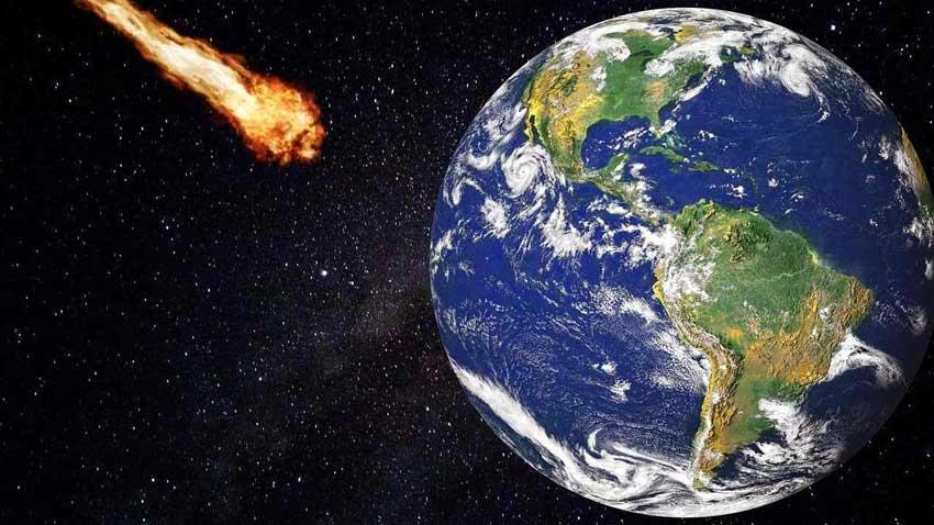 Apocalyptic Comet