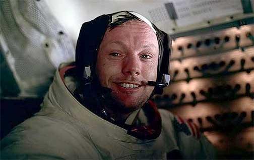 Neil Alden Armstrong, Alden