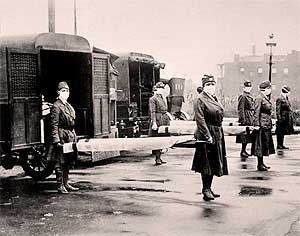 history, The Deadliest Flu in History (7)