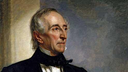US-president-John-Tyler