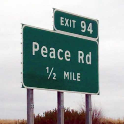 peace-road