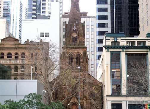 Sydney, Santo Silenzio