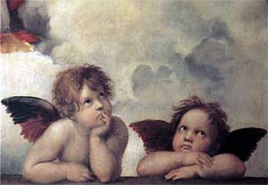 baby angels1 Babies are Gods Angels   A True Story
