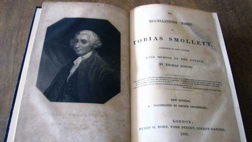 Tobias-Smollett