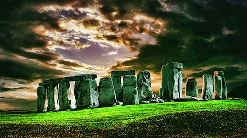 Stonehenge Error Free Books?