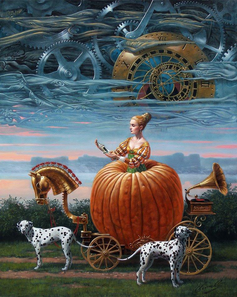 pumpkin, Pumpkin Fairy