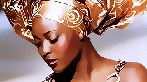 Conversation With a Nigerian Female Author