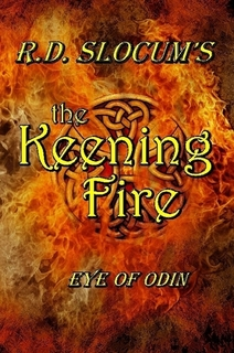 The Keening Fire by Roger Slocum