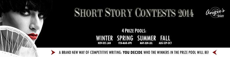 Seasons Short Story Contests, Seasons Short Story Contests – 2015
