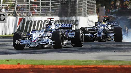 F1, Who'll Be on the F1 Overall Podium in 2014?