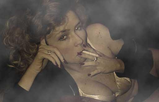 Smoking Increases Depression in Women