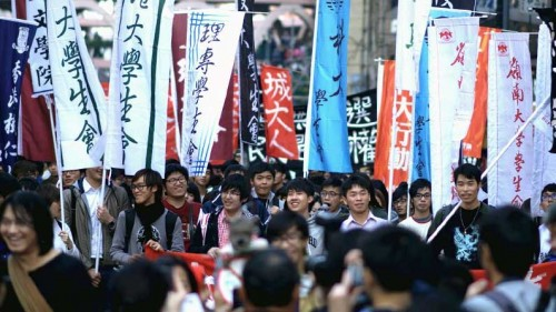 Racial Disparities: Is There Hope for America? - Hong-Kong-Protests