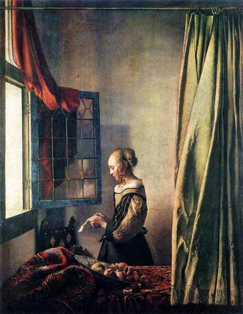 Her Open Window, Her Open Window