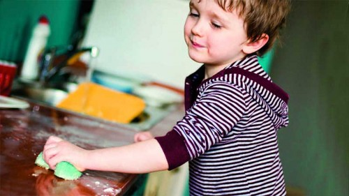 Involve Your Children, How to Involve Your Children in Cleaning