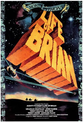 silly movie review, A Silly Look at Monty Python's Life of Brian