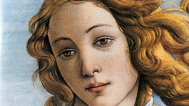 I remember how - venus-by-botticelli - never forget