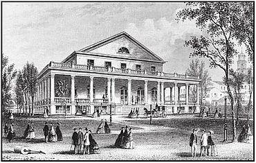 Opera House Saratoga