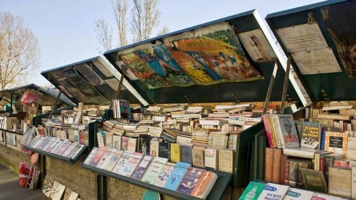 seine-bookmarket Self-Publishing: Pay It Forward