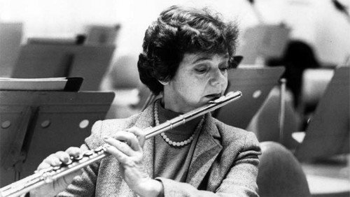 Doriot Anthony Dwyer, Doriot Anthony Dwyer – Flutist with Attitude