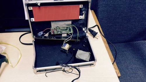 Inventing While Islamic - Ahmed Mohamed device