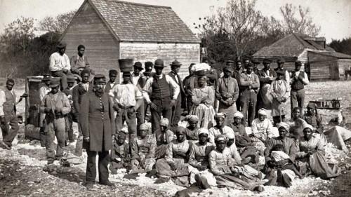No Legal Residence - Slaves of General Thomas F. Drayton