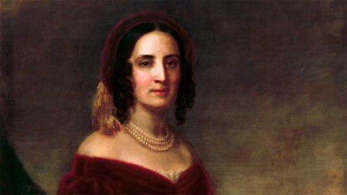 First Lady Sarah Childress Polk