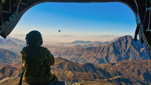 A Soldiers View of Afghanistan