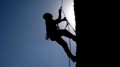 Complaint Free - climber