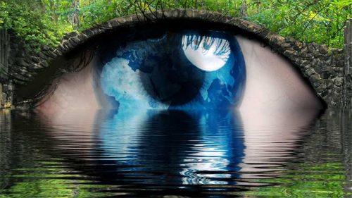 Walk In Wisdom - eye