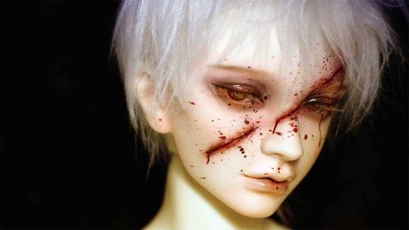 Forgiveness - scars