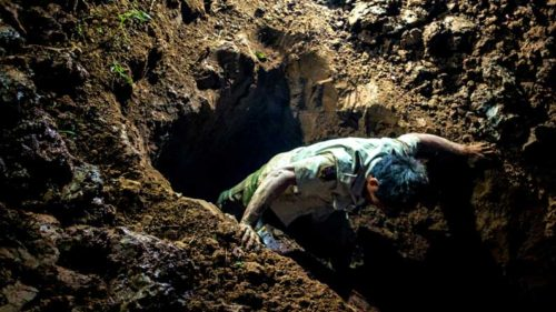 The Secret Key - grave-digger