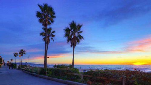 California, Sunny California