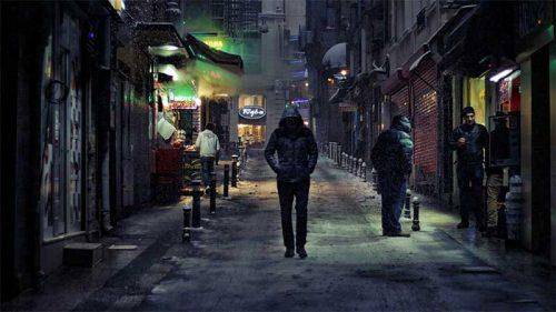Explanations - night stranger