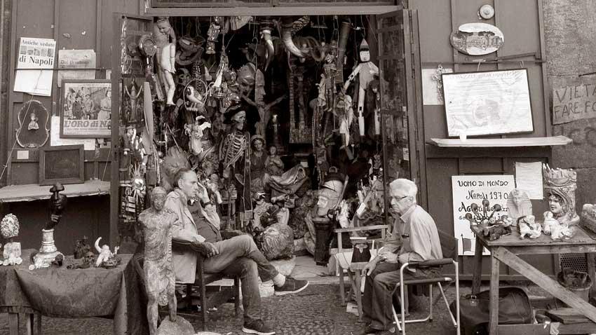 More About Angie Flea Market Naples 1970